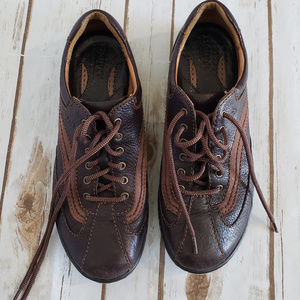 Men's Clothing Born Boc 10 Brown Leather Suede Sneaker Lace Up Shoes $150